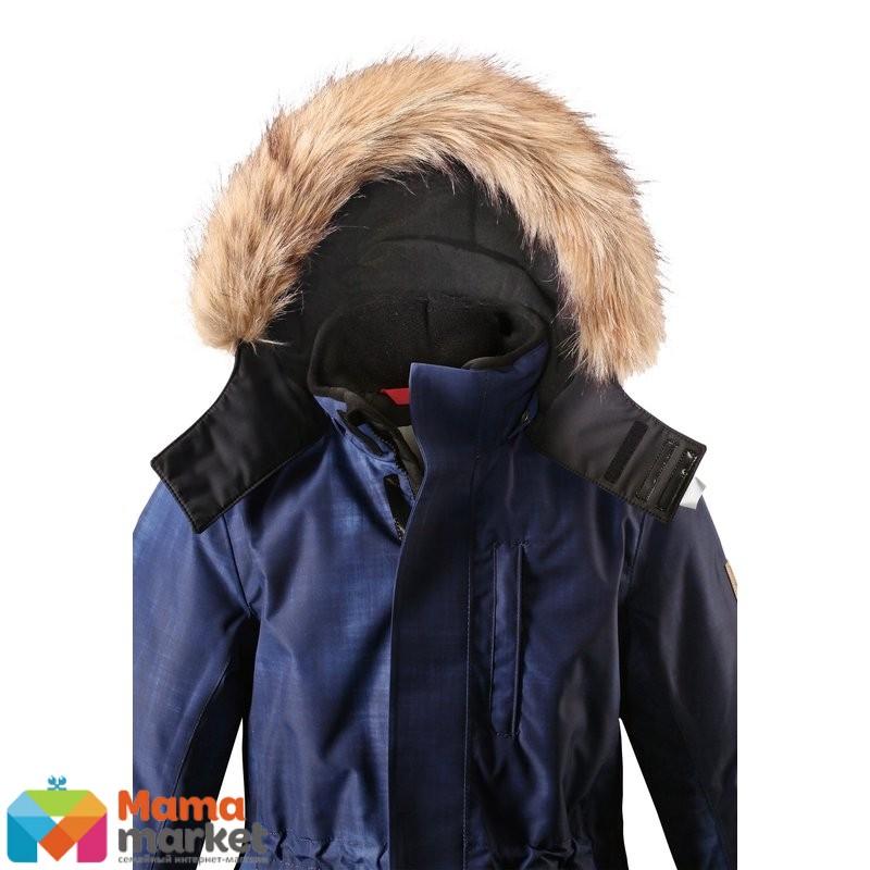 зимняя куртка на мальчика МамаМаркет