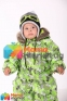 Детский зимний комбинезон Lenne ZOE 18306, цвет 1049  1