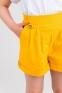 Летние шорты для девочки Suzie Паула, цвет горчица 0