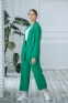 Деловой подростковый костюм-двойка Filatova, цвет зеленое яблоко 0