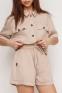 Летний костюм для девочек Suzie Медина, цвет бежевый 2
