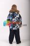 Куртка зимняя для мальчика Huppa MARINEL, цвет 92886 2
