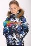 Зимний комплект для мальчика Huppa WINTER 41480030, цвет 92886 0