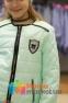 Демисезонная курточка для девочки Baby Angel M 782, цвет мятный 3