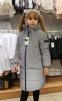 Зимнее пальто из светоотражающей ткани Baby Angel, цвет серебро 0