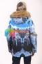 Куртка зимняя для мальчика Huppa NORMAN 18210030L, цвет 92435 1