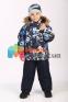 Зимний комплект для мальчика Huppa WINTER 41480030, цвет 92886 4