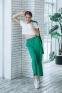 Деловой подростковый костюм-двойка Filatova, цвет зеленое яблоко 4