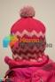 Детская шапка-шлем Lenne MINT 18581, цвет 261 1