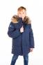 Зимняя подростковая парка для мальчика Lenne WALT 20368A, цвет хакки 5