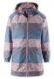Удлиненная демисезонная курточка для девочки Lassie by Reima 721758R, цвет 6372 1