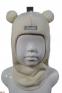 Шапка-шлем из шерсти мериносов зимняя Beezy Мишка 1402/21 0