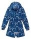Курточка-парка для девочки Joiks EW-38, цвет синий 5