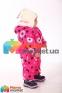 Детский зимний комбинезон Lenne ROSIE 18307, цвет 2600   1