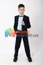 Вельветовый костюм для мальчика Lilus модель 10, цвет синий 5