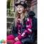 Толстовка флисовая для девочки Reima 536201.8, цвет 3925 1
