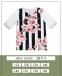 Летняя футболка для девочки Mone 2011-1, цвет принт розы 2