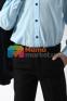 Классический школьный костюм для мальчика Lilus 217/2/16/1409, цвет черный 5