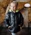 Демисезонная курточка для мальчика Baby Angel 765 цвет черный 1