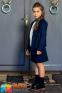 Школьная юбка Sly 303A/S/18, цвет черный 1