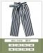 Летние брюки-кюлоты для девочки MONE 2017, цвет полоска 5