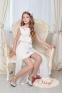 Роскошное праздничное платье для девочки Viani МД 37/1 1