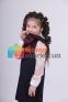 Школьный сарафан-платье Baby angel 1110, цвет синий 7