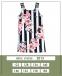 Летнее платье для девочки Mone 2013, цвет принт розы 4