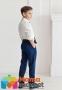 Классический школьный костюм для мальчика Lilus 217/2 цвет 1405, цвет синий 2