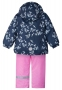 Зимний комплект для девочки Lassie by Reima Madde 723750, цвет 6964 0