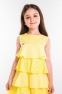 Летнее платье для девочки Suzie Карина, цвет желтый 0