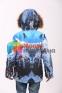 Куртка зимняя для мальчика Huppa NORMAN 18210030L, цвет 92435 10