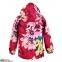 Куртка демисезонная для девочки Huppa ALEXIS 18160010, цвет 91363 0