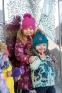 Пальто для девочки Huppa YACARANDA 12030030, цвет 94234 5