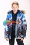 Куртка зимняя для мальчика Huppa NORMAN 18210030L, цвет 92435 2
