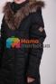 Пальто зимнее для девочки Huppa ROYALY 12510030, цвет 00009 6