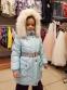 Зимнее пальто для девочки Lenne MILLA 19328-400 2