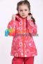 Демисезонный  утепленный комплект для девочки Lassie by Reima 721756R-722724, цвет 3362 0