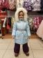 Зимнее пальто для девочки Lenne MILLA 19328-400 0