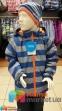 Куртка демисезонная утепленная для мальчика Lassie by Reima 721745R, цвет 6752 4
