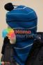Детская шапка-шлем Lenne MINT 18580, цвет 632 0
