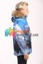 Куртка зимняя для мальчика Huppa NORMAN 18210030L, цвет 92435 0