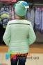 Демисезонная курточка для девочки Baby Angel M 782, цвет мятный 2