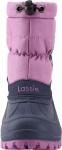 Сапоги зимние с галошами для девочки Lassi by Reima Tundra 769130, цвет 5190 1