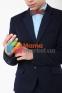 Классический подростковый костюм  Lilus 419/2/13/2348, цвет синий 0