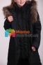 Пальто зимнее для девочки Huppa ROYALY 12510030, цвет 00009 14