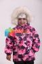 Куртка зимняя для девочки Joiks K101 1