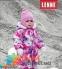 Детский зимний комбинезон Lenne ROSIE 18307, цвет 1799 0