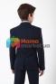 Классический подростковый костюм  Lilus 419/2/16С/2341, цвет синий 4