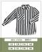 Коттоновая рубашка для девочки Mone 2005-1, цвет полоска 5
